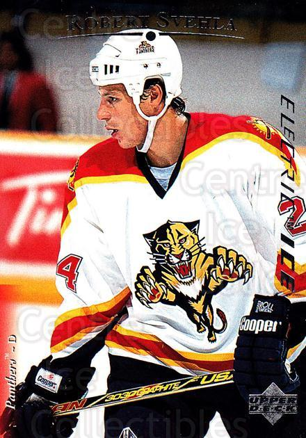 1995-96 Upper Deck Electric Ice #172 Robert Svehla<br/>4 In Stock - $2.00 each - <a href=https://centericecollectibles.foxycart.com/cart?name=1995-96%20Upper%20Deck%20Electric%20Ice%20%23172%20Robert%20Svehla...&quantity_max=4&price=$2.00&code=45588 class=foxycart> Buy it now! </a>