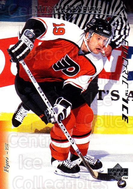 1995-96 Upper Deck Electric Ice #194 Mikael Renberg<br/>5 In Stock - $2.00 each - <a href=https://centericecollectibles.foxycart.com/cart?name=1995-96%20Upper%20Deck%20Electric%20Ice%20%23194%20Mikael%20Renberg...&quantity_max=5&price=$2.00&code=45612 class=foxycart> Buy it now! </a>
