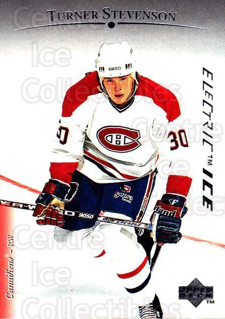 1995-96 Upper Deck Electric Ice #202 Turner Stevenson<br/>6 In Stock - $2.00 each - <a href=https://centericecollectibles.foxycart.com/cart?name=1995-96%20Upper%20Deck%20Electric%20Ice%20%23202%20Turner%20Stevenso...&quantity_max=6&price=$2.00&code=45622 class=foxycart> Buy it now! </a>
