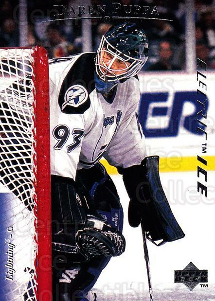 1995-96 Upper Deck Electric Ice #205 Daren Puppa<br/>6 In Stock - $2.00 each - <a href=https://centericecollectibles.foxycart.com/cart?name=1995-96%20Upper%20Deck%20Electric%20Ice%20%23205%20Daren%20Puppa...&quantity_max=6&price=$2.00&code=45625 class=foxycart> Buy it now! </a>