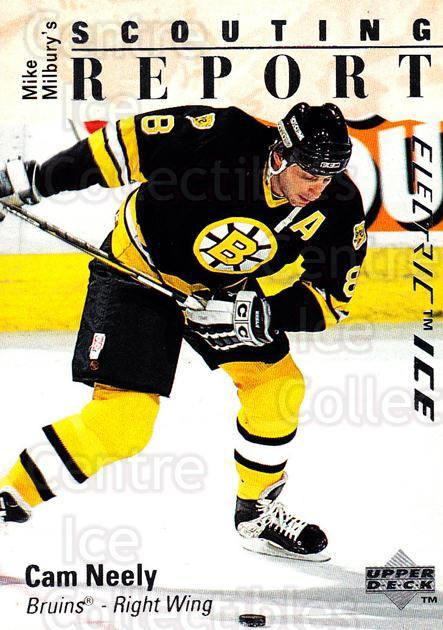 1995-96 Upper Deck Electric Ice #237 Cam Neely<br/>3 In Stock - $2.00 each - <a href=https://centericecollectibles.foxycart.com/cart?name=1995-96%20Upper%20Deck%20Electric%20Ice%20%23237%20Cam%20Neely...&quantity_max=3&price=$2.00&code=45648 class=foxycart> Buy it now! </a>
