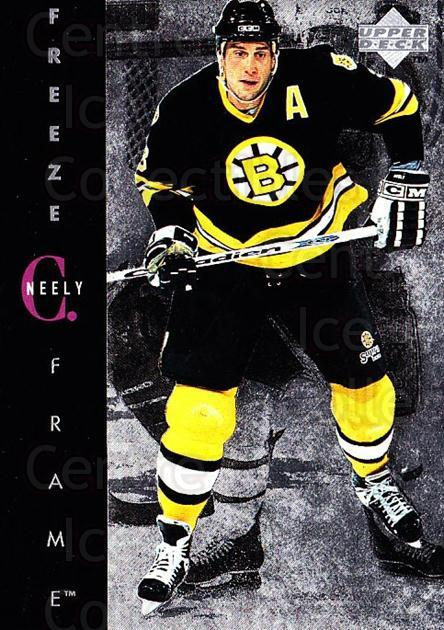 1995-96 Upper Deck Freeze Frame Jumbo #5 Cam Neely<br/>4 In Stock - $5.00 each - <a href=https://centericecollectibles.foxycart.com/cart?name=1995-96%20Upper%20Deck%20Freeze%20Frame%20Jumbo%20%235%20Cam%20Neely...&quantity_max=4&price=$5.00&code=45671 class=foxycart> Buy it now! </a>