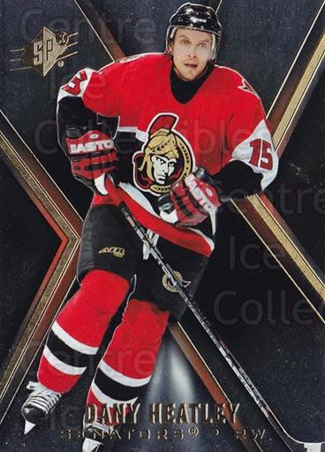 2005-06 Spx #60 Dany Heatley<br/>7 In Stock - $1.00 each - <a href=https://centericecollectibles.foxycart.com/cart?name=2005-06%20Spx%20%2360%20Dany%20Heatley...&quantity_max=7&price=$1.00&code=456721 class=foxycart> Buy it now! </a>