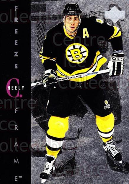 1995-96 Upper Deck Freeze Frame #5 Cam Neely<br/>7 In Stock - $3.00 each - <a href=https://centericecollectibles.foxycart.com/cart?name=1995-96%20Upper%20Deck%20Freeze%20Frame%20%235%20Cam%20Neely...&quantity_max=7&price=$3.00&code=45683 class=foxycart> Buy it now! </a>