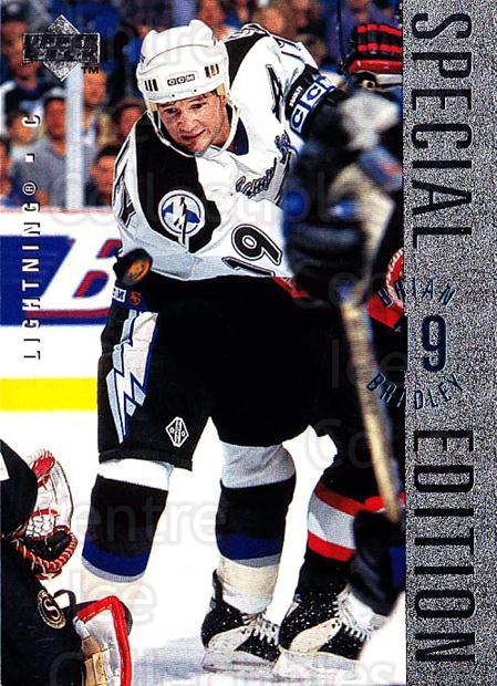 1995-96 Upper Deck Special Edition #166 Brian Bradley<br/>3 In Stock - $1.00 each - <a href=https://centericecollectibles.foxycart.com/cart?name=1995-96%20Upper%20Deck%20Special%20Edition%20%23166%20Brian%20Bradley...&quantity_max=3&price=$1.00&code=45914 class=foxycart> Buy it now! </a>