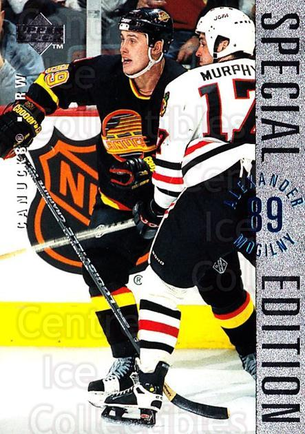 1995-96 Upper Deck Special Edition #173 Alexander Mogilny<br/>2 In Stock - $1.00 each - <a href=https://centericecollectibles.foxycart.com/cart?name=1995-96%20Upper%20Deck%20Special%20Edition%20%23173%20Alexander%20Mogil...&quantity_max=2&price=$1.00&code=45921 class=foxycart> Buy it now! </a>