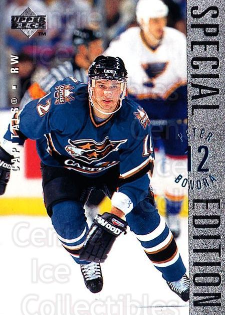 1995-96 Upper Deck Special Edition #177 Peter Bondra<br/>3 In Stock - $1.00 each - <a href=https://centericecollectibles.foxycart.com/cart?name=1995-96%20Upper%20Deck%20Special%20Edition%20%23177%20Peter%20Bondra...&quantity_max=3&price=$1.00&code=45925 class=foxycart> Buy it now! </a>