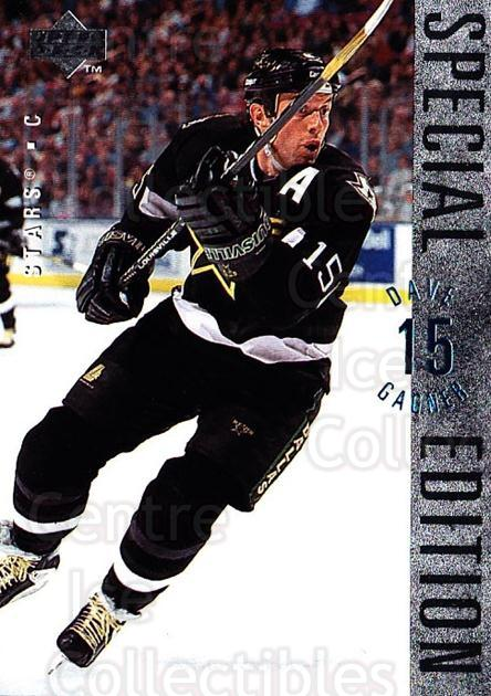 1995-96 Upper Deck Special Edition #24 Dave Gagner<br/>4 In Stock - $1.00 each - <a href=https://centericecollectibles.foxycart.com/cart?name=1995-96%20Upper%20Deck%20Special%20Edition%20%2324%20Dave%20Gagner...&quantity_max=4&price=$1.00&code=45934 class=foxycart> Buy it now! </a>