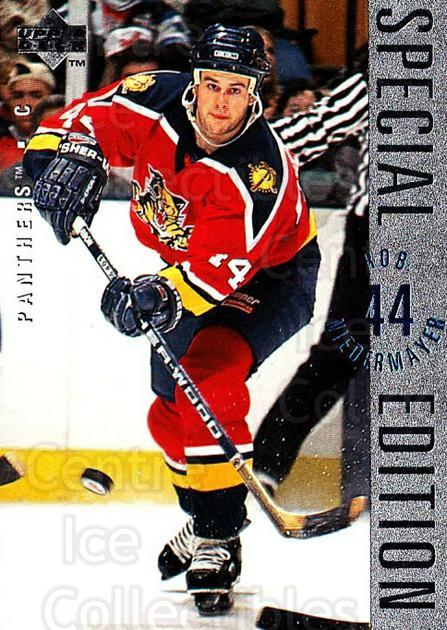 1995-96 Upper Deck Special Edition #35 Rob Niedermayer<br/>4 In Stock - $1.00 each - <a href=https://centericecollectibles.foxycart.com/cart?name=1995-96%20Upper%20Deck%20Special%20Edition%20%2335%20Rob%20Niedermayer...&quantity_max=4&price=$1.00&code=45944 class=foxycart> Buy it now! </a>