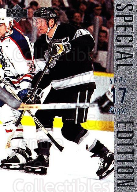1995-96 Upper Deck Special Edition #41 Jari Kurri<br/>2 In Stock - $1.00 each - <a href=https://centericecollectibles.foxycart.com/cart?name=1995-96%20Upper%20Deck%20Special%20Edition%20%2341%20Jari%20Kurri...&quantity_max=2&price=$1.00&code=45951 class=foxycart> Buy it now! </a>