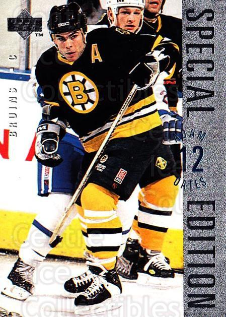 1995-96 Upper Deck Special Edition #5 Adam Oates<br/>3 In Stock - $1.00 each - <a href=https://centericecollectibles.foxycart.com/cart?name=1995-96%20Upper%20Deck%20Special%20Edition%20%235%20Adam%20Oates...&quantity_max=3&price=$1.00&code=45960 class=foxycart> Buy it now! </a>