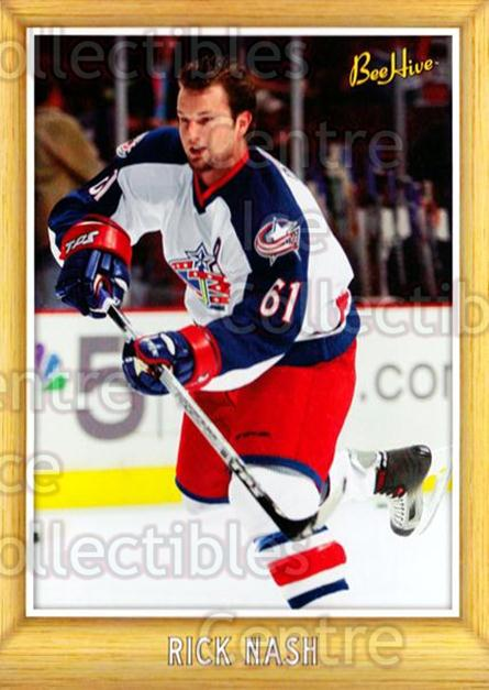 2006-07 Beehive #211 Rick Nash<br/>2 In Stock - $3.00 each - <a href=https://centericecollectibles.foxycart.com/cart?name=2006-07%20Beehive%20%23211%20Rick%20Nash...&quantity_max=2&price=$3.00&code=459800 class=foxycart> Buy it now! </a>