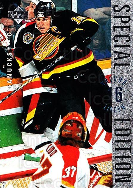 1995-96 Upper Deck Special Edition #82 Trevor Linden<br/>2 In Stock - $1.00 each - <a href=https://centericecollectibles.foxycart.com/cart?name=1995-96%20Upper%20Deck%20Special%20Edition%20%2382%20Trevor%20Linden...&quantity_max=2&price=$1.00&code=45993 class=foxycart> Buy it now! </a>