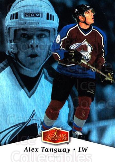 2006-07 Flair Showcase #28 Alex Tanguay<br/>5 In Stock - $1.00 each - <a href=https://centericecollectibles.foxycart.com/cart?name=2006-07%20Flair%20Showcase%20%2328%20Alex%20Tanguay...&quantity_max=5&price=$1.00&code=460335 class=foxycart> Buy it now! </a>