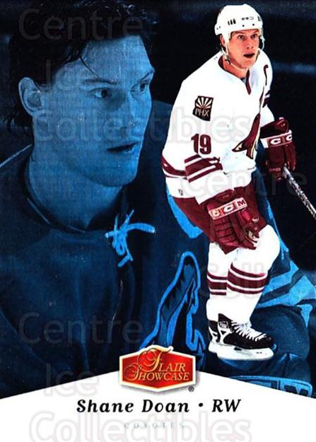 2006-07 Flair Showcase #77 Shane Doan<br/>8 In Stock - $1.00 each - <a href=https://centericecollectibles.foxycart.com/cart?name=2006-07%20Flair%20Showcase%20%2377%20Shane%20Doan...&quantity_max=8&price=$1.00&code=460384 class=foxycart> Buy it now! </a>