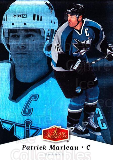 2006-07 Flair Showcase #85 Patrick Marleau<br/>6 In Stock - $1.00 each - <a href=https://centericecollectibles.foxycart.com/cart?name=2006-07%20Flair%20Showcase%20%2385%20Patrick%20Marleau...&quantity_max=6&price=$1.00&code=460392 class=foxycart> Buy it now! </a>