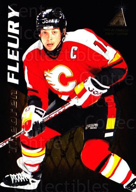 1995-96 Zenith #11 Theo Fleury<br/>5 In Stock - $1.00 each - <a href=https://centericecollectibles.foxycart.com/cart?name=1995-96%20Zenith%20%2311%20Theo%20Fleury...&quantity_max=5&price=$1.00&code=46096 class=foxycart> Buy it now! </a>