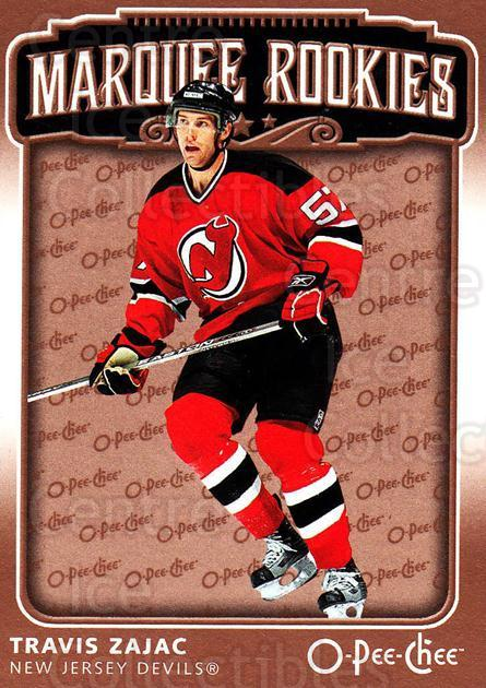 2006-07 O-Pee-Chee #541 Travis Zajac<br/>3 In Stock - $2.00 each - <a href=https://centericecollectibles.foxycart.com/cart?name=2006-07%20O-Pee-Chee%20%23541%20Travis%20Zajac...&quantity_max=3&price=$2.00&code=461319 class=foxycart> Buy it now! </a>