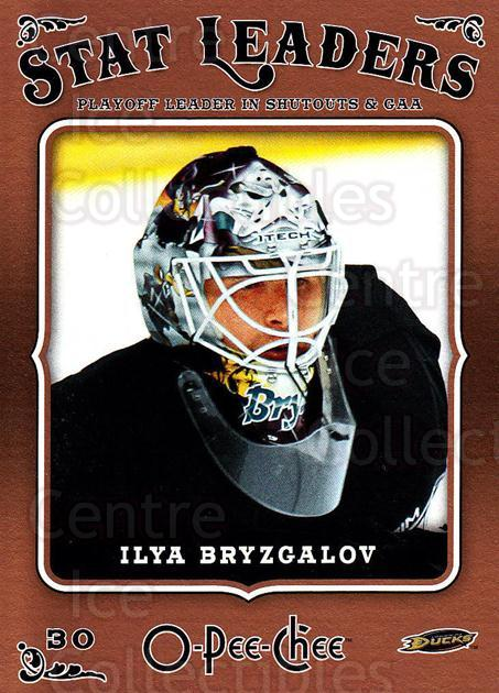 2006-07 O-Pee-Chee #614 Ilya Bryzgalov<br/>1 In Stock - $2.00 each - <a href=https://centericecollectibles.foxycart.com/cart?name=2006-07%20O-Pee-Chee%20%23614%20Ilya%20Bryzgalov...&quantity_max=1&price=$2.00&code=461392 class=foxycart> Buy it now! </a>