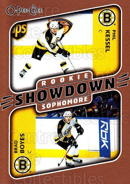 2006-07 O-Pee-Chee #623 Brad Boyes, Phil Kessel<br/>1 In Stock - $2.00 each - <a href=https://centericecollectibles.foxycart.com/cart?name=2006-07%20O-Pee-Chee%20%23623%20Brad%20Boyes,%20Phi...&quantity_max=1&price=$2.00&code=461401 class=foxycart> Buy it now! </a>