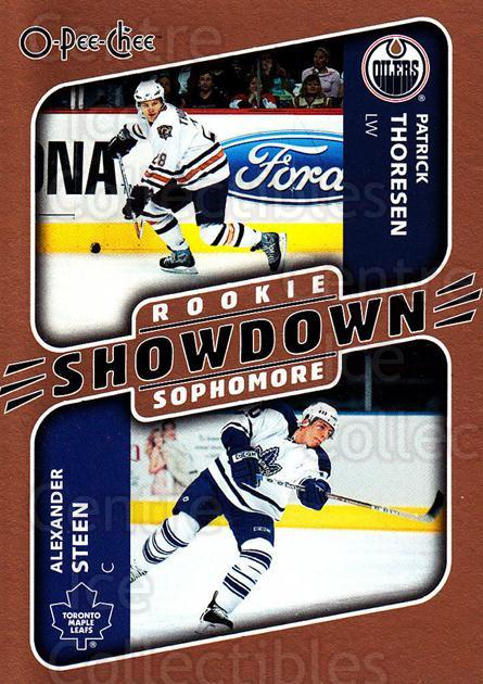 2006-07 O-Pee-Chee #644 Alexander Steen, Patrick Thoresen<br/>1 In Stock - $2.00 each - <a href=https://centericecollectibles.foxycart.com/cart?name=2006-07%20O-Pee-Chee%20%23644%20Alexander%20Steen...&quantity_max=1&price=$2.00&code=461422 class=foxycart> Buy it now! </a>