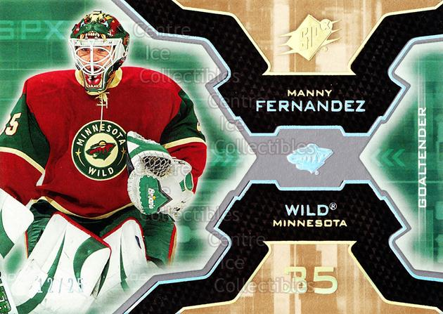 2006-07 SPx Spectrum #49 Manny Fernandez<br/>1 In Stock - $5.00 each - <a href=https://centericecollectibles.foxycart.com/cart?name=2006-07%20SPx%20Spectrum%20%2349%20Manny%20Fernandez...&quantity_max=1&price=$5.00&code=463323 class=foxycart> Buy it now! </a>
