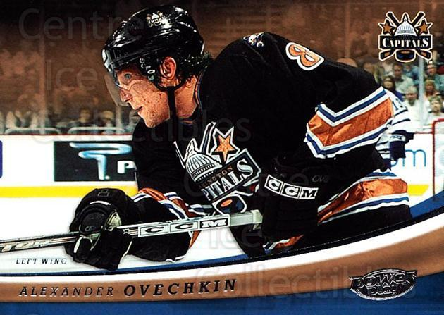 2006-07 UD Power Play #99 Alexander Ovechkin<br/>2 In Stock - $2.00 each - <a href=https://centericecollectibles.foxycart.com/cart?name=2006-07%20UD%20Power%20Play%20%2399%20Alexander%20Ovech...&price=$2.00&code=465071 class=foxycart> Buy it now! </a>