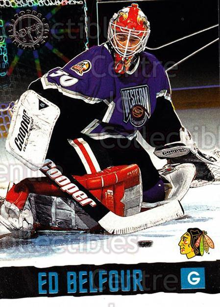 1996 Stadium Club Members Only #6 Ed Belfour<br/>1 In Stock - $1.00 each - <a href=https://centericecollectibles.foxycart.com/cart?name=1996%20Stadium%20Club%20Members%20Only%20%236%20Ed%20Belfour...&price=$1.00&code=46547 class=foxycart> Buy it now! </a>