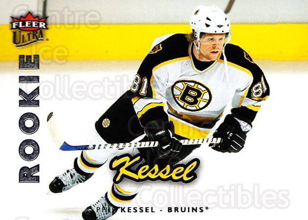 2006-07 Ultra #250 Phil Kessel<br/>1 In Stock - $10.00 each - <a href=https://centericecollectibles.foxycart.com/cart?name=2006-07%20Ultra%20%23250%20Phil%20Kessel...&quantity_max=1&price=$10.00&code=465703 class=foxycart> Buy it now! </a>