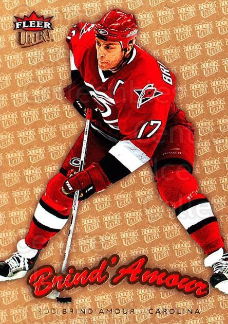 2006-07 Ultra Gold Medallion #41 Rod Brind'Amour<br/>2 In Stock - $2.00 each - <a href=https://centericecollectibles.foxycart.com/cart?name=2006-07%20Ultra%20Gold%20Medallion%20%2341%20Rod%20Brind'Amour...&quantity_max=2&price=$2.00&code=465958 class=foxycart> Buy it now! </a>