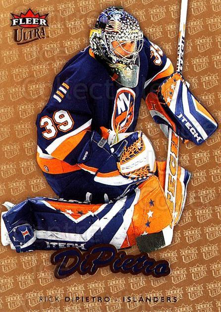 2006-07 Ultra Gold Medallion #122 Rick DiPietro<br/>1 In Stock - $2.00 each - <a href=https://centericecollectibles.foxycart.com/cart?name=2006-07%20Ultra%20Gold%20Medallion%20%23122%20Rick%20DiPietro...&quantity_max=1&price=$2.00&code=466045 class=foxycart> Buy it now! </a>