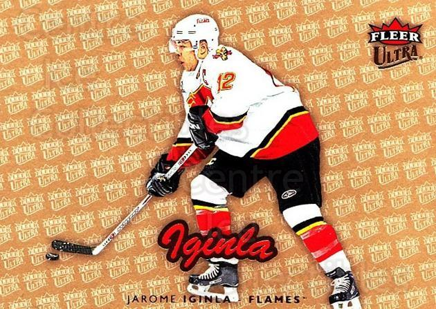 2006-07 Ultra Gold Medallion #29 Jarome Iginla<br/>2 In Stock - $2.00 each - <a href=https://centericecollectibles.foxycart.com/cart?name=2006-07%20Ultra%20Gold%20Medallion%20%2329%20Jarome%20Iginla...&quantity_max=2&price=$2.00&code=466140 class=foxycart> Buy it now! </a>