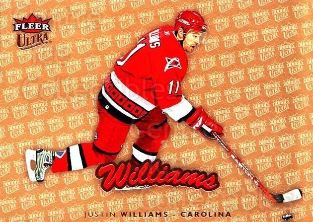 2006-07 Ultra Gold Medallion #38 Justin Williams<br/>2 In Stock - $2.00 each - <a href=https://centericecollectibles.foxycart.com/cart?name=2006-07%20Ultra%20Gold%20Medallion%20%2338%20Justin%20Williams...&quantity_max=2&price=$2.00&code=466150 class=foxycart> Buy it now! </a>