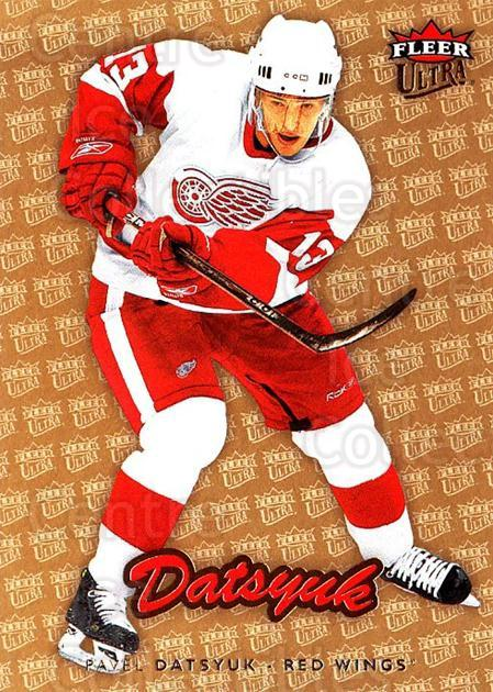 2006-07 Ultra Gold Medallion #72 Pavel Datsyuk<br/>1 In Stock - $3.00 each - <a href=https://centericecollectibles.foxycart.com/cart?name=2006-07%20Ultra%20Gold%20Medallion%20%2372%20Pavel%20Datsyuk...&quantity_max=1&price=$3.00&code=466177 class=foxycart> Buy it now! </a>