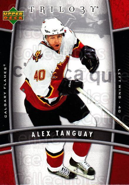 2006-07 UD Trilogy #16 Alex Tanguay<br/>3 In Stock - $1.00 each - <a href=https://centericecollectibles.foxycart.com/cart?name=2006-07%20UD%20Trilogy%20%2316%20Alex%20Tanguay...&quantity_max=3&price=$1.00&code=466942 class=foxycart> Buy it now! </a>
