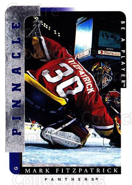 1996-97 Be A Player #10 Mark Fitzpatrick<br/>4 In Stock - $1.00 each - <a href=https://centericecollectibles.foxycart.com/cart?name=1996-97%20Be%20A%20Player%20%2310%20Mark%20Fitzpatric...&quantity_max=4&price=$1.00&code=46798 class=foxycart> Buy it now! </a>