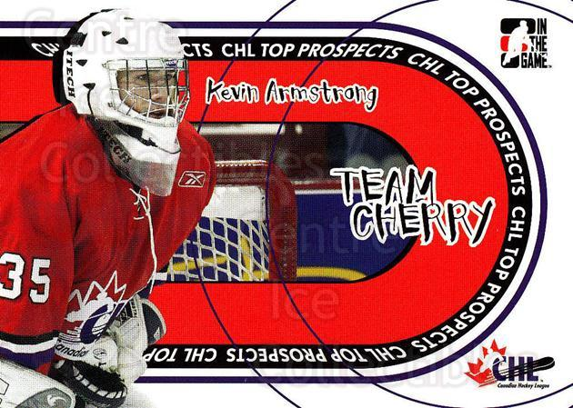 2005-06 ITG Heroes and Prospects Team Cherry #20 Kevin Armstrong<br/>7 In Stock - $3.00 each - <a href=https://centericecollectibles.foxycart.com/cart?name=2005-06%20ITG%20Heroes%20and%20Prospects%20Team%20Cherry%20%2320%20Kevin%20Armstrong...&quantity_max=7&price=$3.00&code=468064 class=foxycart> Buy it now! </a>