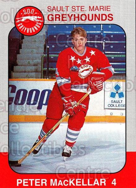 1993-94 Sault Ste. Marie Greyhounds Memorial Cup #5 Peter MacKellar<br/>2 In Stock - $3.00 each - <a href=https://centericecollectibles.foxycart.com/cart?name=1993-94%20Sault%20Ste.%20Marie%20Greyhounds%20Memorial%20Cup%20%235%20Peter%20MacKellar...&quantity_max=2&price=$3.00&code=4683 class=foxycart> Buy it now! </a>