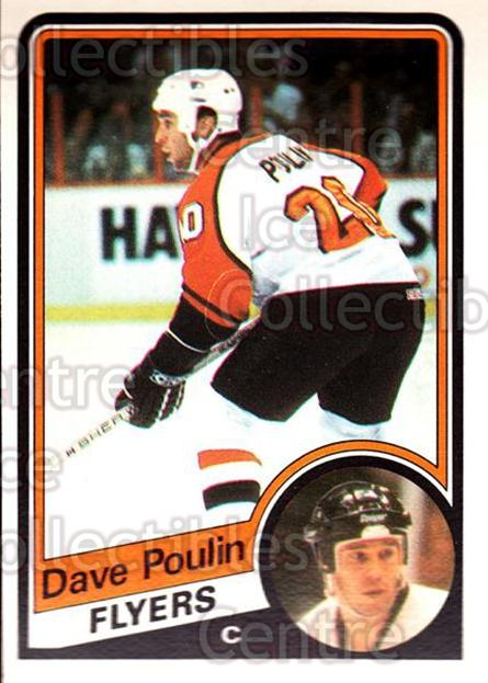 1984-85 O-Pee-Chee #165 Dave Poulin<br/>9 In Stock - $2.00 each - <a href=https://centericecollectibles.foxycart.com/cart?name=1984-85%20O-Pee-Chee%20%23165%20Dave%20Poulin...&quantity_max=9&price=$2.00&code=468514 class=foxycart> Buy it now! </a>