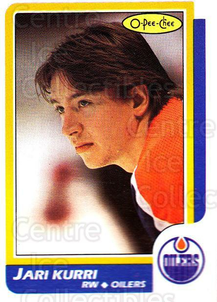 1986-87 O-Pee-Chee #108 Jari Kurri<br/>4 In Stock - $3.00 each - <a href=https://centericecollectibles.foxycart.com/cart?name=1986-87%20O-Pee-Chee%20%23108%20Jari%20Kurri...&quantity_max=4&price=$3.00&code=468551 class=foxycart> Buy it now! </a>