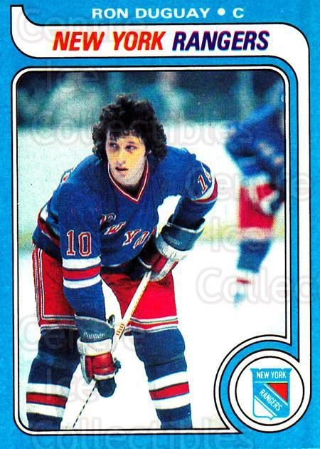 1979-80 Topps #208 Ron Duguay<br/>3 In Stock - $1.00 each - <a href=https://centericecollectibles.foxycart.com/cart?name=1979-80%20Topps%20%23208%20Ron%20Duguay...&quantity_max=3&price=$1.00&code=468607 class=foxycart> Buy it now! </a>