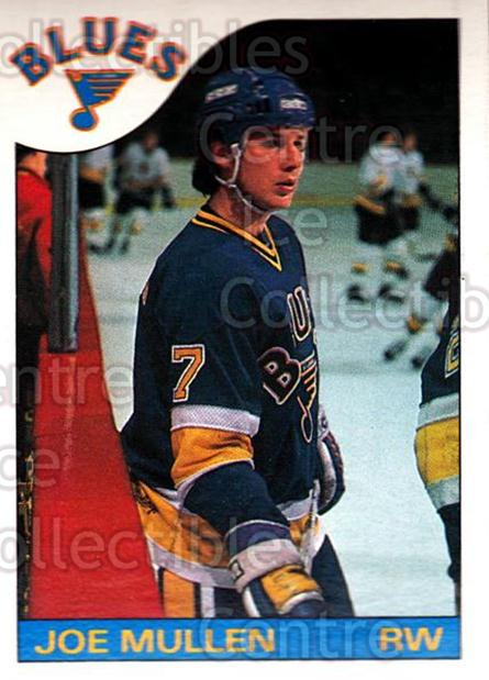 1985-86 O-Pee-Chee #7 Joe Mullen<br/>3 In Stock - $1.00 each - <a href=https://centericecollectibles.foxycart.com/cart?name=1985-86%20O-Pee-Chee%20%237%20Joe%20Mullen...&quantity_max=3&price=$1.00&code=468616 class=foxycart> Buy it now! </a>