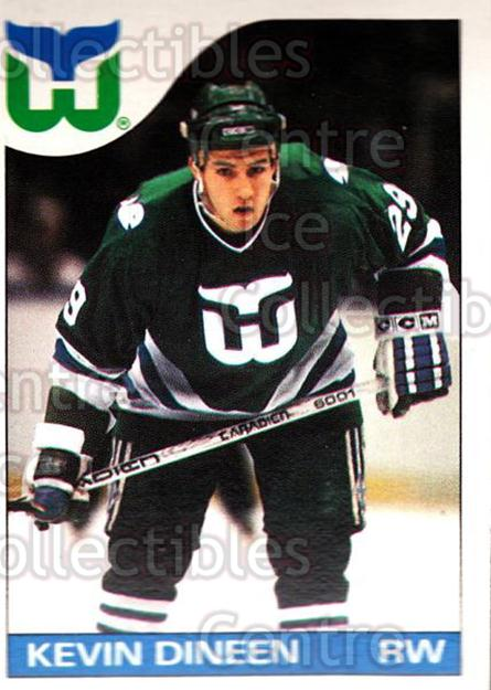 1985-86 O-Pee-Chee #34 Kevin Dineen<br/>1 In Stock - $1.00 each - <a href=https://centericecollectibles.foxycart.com/cart?name=1985-86%20O-Pee-Chee%20%2334%20Kevin%20Dineen...&quantity_max=1&price=$1.00&code=468643 class=foxycart> Buy it now! </a>