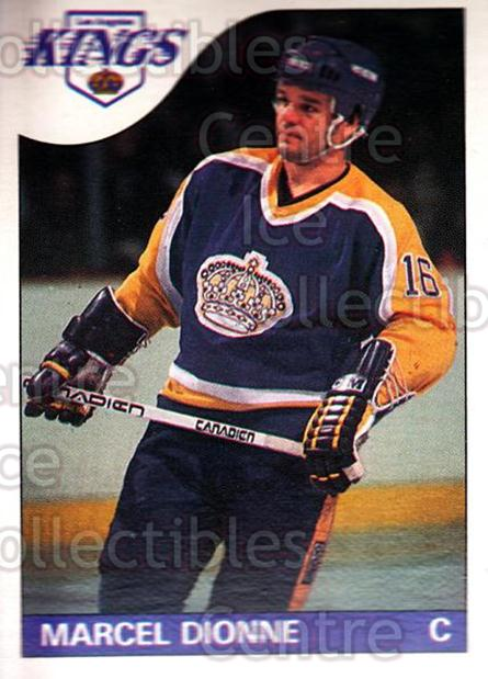 1985-86 O-Pee-Chee #90 Marcel Dionne<br/>1 In Stock - $2.00 each - <a href=https://centericecollectibles.foxycart.com/cart?name=1985-86%20O-Pee-Chee%20%2390%20Marcel%20Dionne...&quantity_max=1&price=$2.00&code=468699 class=foxycart> Buy it now! </a>