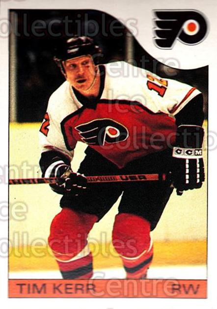 1985-86 O-Pee-Chee #91 Tim Kerr<br/>3 In Stock - $1.00 each - <a href=https://centericecollectibles.foxycart.com/cart?name=1985-86%20O-Pee-Chee%20%2391%20Tim%20Kerr...&quantity_max=3&price=$1.00&code=468700 class=foxycart> Buy it now! </a>