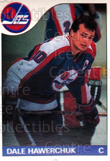 1985-86 O-Pee-Chee #109 Dale Hawerchuk<br/>1 In Stock - $2.00 each - <a href=https://centericecollectibles.foxycart.com/cart?name=1985-86%20O-Pee-Chee%20%23109%20Dale%20Hawerchuk...&quantity_max=1&price=$2.00&code=468718 class=foxycart> Buy it now! </a>