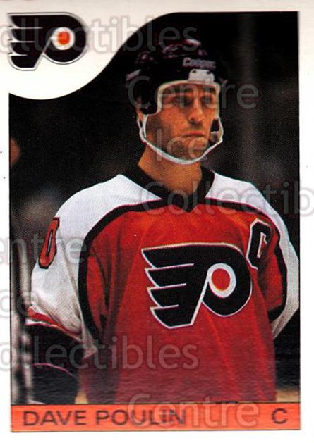 1985-86 O-Pee-Chee #128 Dave Poulin<br/>2 In Stock - $1.00 each - <a href=https://centericecollectibles.foxycart.com/cart?name=1985-86%20O-Pee-Chee%20%23128%20Dave%20Poulin...&quantity_max=2&price=$1.00&code=468737 class=foxycart> Buy it now! </a>