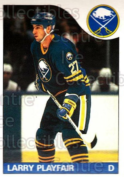 1985-86 O-Pee-Chee #131 Larry Playfair<br/>4 In Stock - $1.00 each - <a href=https://centericecollectibles.foxycart.com/cart?name=1985-86%20O-Pee-Chee%20%23131%20Larry%20Playfair...&quantity_max=4&price=$1.00&code=468740 class=foxycart> Buy it now! </a>