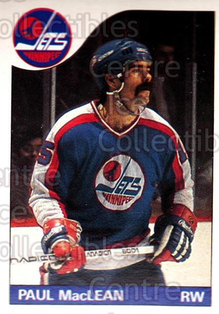 1985-86 O-Pee-Chee #145 Paul MacLean<br/>2 In Stock - $1.00 each - <a href=https://centericecollectibles.foxycart.com/cart?name=1985-86%20O-Pee-Chee%20%23145%20Paul%20MacLean...&quantity_max=2&price=$1.00&code=468754 class=foxycart> Buy it now! </a>
