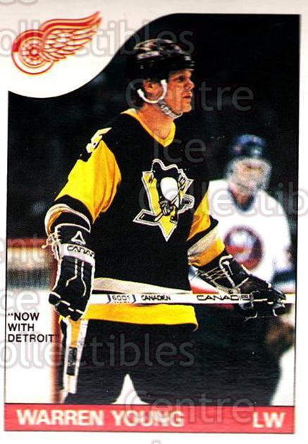 1985-86 O-Pee-Chee #152 Warren Young<br/>1 In Stock - $1.00 each - <a href=https://centericecollectibles.foxycart.com/cart?name=1985-86%20O-Pee-Chee%20%23152%20Warren%20Young...&quantity_max=1&price=$1.00&code=468761 class=foxycart> Buy it now! </a>